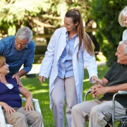 senior housing communities