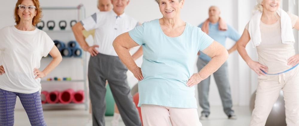 senior housing - keeping active