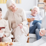 nursing homes - long-term care