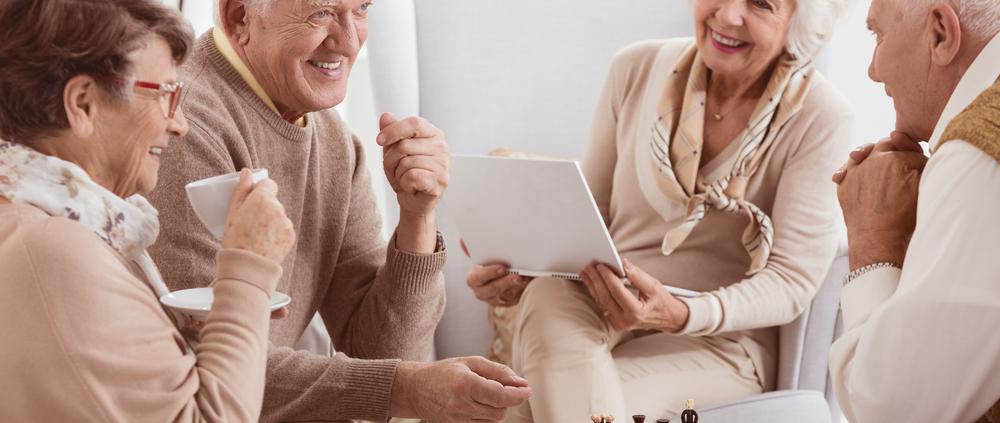 quality of life - senior housing